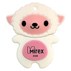 Mirex SHEEP 4GB (розовый)