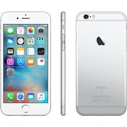 Apple iPhone 6S 32Gb (MN0X2RU/A) (серебристый) :::