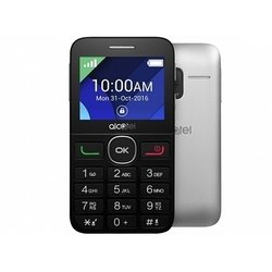 Alcatel One Touch 2008G (серебристый) :::