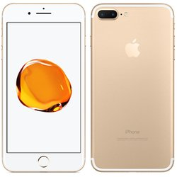 Apple iPhone 7 Plus 32Gb (MNQP2RU/A) (золотистый) :::
