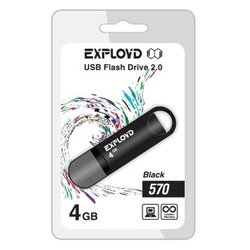 EXPLOYD 570 4GB (черный)