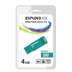 EXPLOYD 560 4GB (зеленый)
